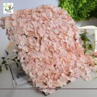 Buy cheap UVG cheap photography backdrops in artificial hydrangeas for wedding flower wall from wholesalers