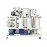 Buy cheap Vacuum Transformer Oil Purifier , Insulation Oil Regeneration / Oil Filtration from wholesalers