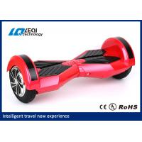 Buy cheap Bluetooth Self Balancing Hoverboard 8 Inch , Self Balancing Two Wheel Scooter product
