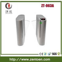 Buy cheap stainless steel access control swing turnstile/ rfid turnstile gate product
