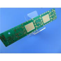 Quality Impedance Controlled PCB Built On RO4003C With Immersion Gold for sale