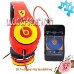 Monster beats by dre studio Headphones Ferrari-Limited Edition