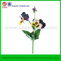 Buy cheap Stage Decoration Flower Of Pansy Spray product