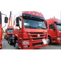 Buy cheap ZZ4257S3241V Euro II SINOTRUK HOWO7 Tractor Truck LHD 6X4 371HP 10 Tires FOR 50t from wholesalers