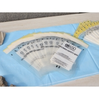 Buy cheap Pocketed 7 Slotted 95kPa Specimen Transport Bag 150mmx240mm product