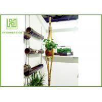 Buy cheap Bamboo Products Gardening/horticulture Bamboo Flower Vase Flower Pots product