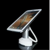 China COMER tablet pad mini counter stand with alarm sensor and charging cable for mobile phone shops on sale