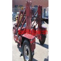 China  Cable Reel Trailer and Puller&cable trailer  for sale