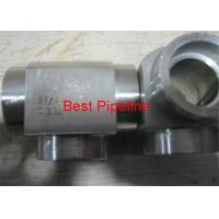 """Buy cheap Stainless Steel Forged Pipe Fittings 12""""SCH120/5""""SCH160 ASTM A182 GR. F91  MSS  SP-97 +TRÓJNIKI +STALOWE product"""