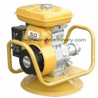Buy cheap 3 Inch Water Pump with Frame Construction Machinery Concrete Tools product