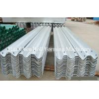 Buy cheap Factory price Automatic Highway Guardrail Forming Machine with Gear box driving product