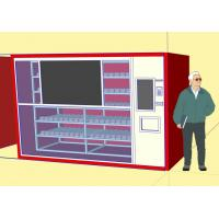 Buy cheap Special Solution Smart Shop Super Storage Vending Machine With Elevator System, Interactive & Control Software product