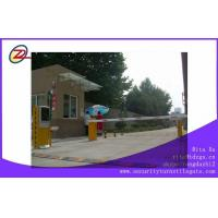 Buy cheap AC 220V Access Automatic Vehicle Barriers / Safety Car Boom Barrier Gate product