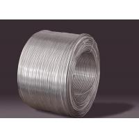 Buy cheap Silver Pancake Refrigerator Replacement Parts Evaporator Aluminum Tubing Coils product