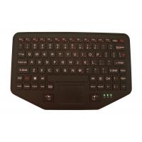 Buy cheap Ruggedized Vehicle Keyboard Desktop with Touchpad Backlit Scissors Switch product