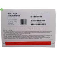 Buy cheap Microsoft Windows 10 Home / Windows 10 Professional OEM 64 bit With Online Activation Guarantee product
