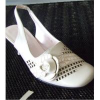 Buy cheap Laser Cutting Engraving Marking of Leather Shoes product