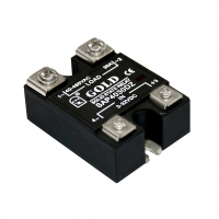 Buy cheap 2500VAC Isolated 12v Single Phase SSR Relay 15a product