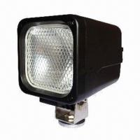 Buy cheap 4-inch 12/24V 35/55W Heavy Duty Aluminum HID Work Lamp for Heavy Machines and Trucks product