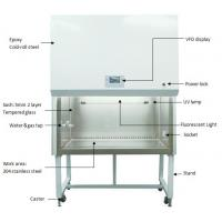 Buy cheap 304 Stainless Steel Biological Safety Cabinet Class II With VFD display 1300IIA2 from wholesalers