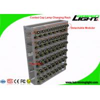 Buy cheap Li - Ion Battery Charging Rack Wall Mounting For Mining Cap Lamp GLR- 48 from wholesalers
