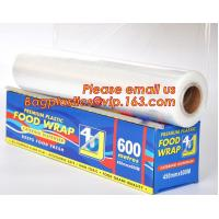 Buy cheap Newly design household food grade excellent quality factory price cling film, pe food plastic wrap product