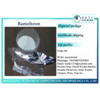 Buy cheap 99% Purity Raw Powder 196597-26-9 Ramelteon For Treating Sleep Disorder product