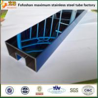 Buy cheap Sale High Quality Color Stainless Steel Pipe For Decoration product