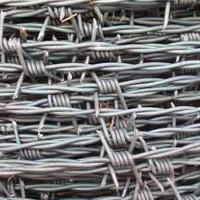 Buy cheap Barbed wire fence (Factory) from wholesalers