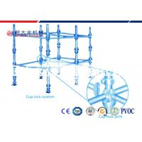 China Hot DIP Galvanizing Cuplock Scaffolding System Standard for Construction Project on sale