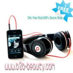 Buy cheap Monster Beats Black By Dr Dre Studio Headphones product