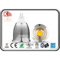 Buy cheap High Efficiency Dimmable 3000K / 6500K MR16 LED Spotlight 7 W For Exhibition Stands product