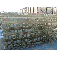 Buy cheap Industrial Galvanized Filter Bag Cage For Bag House Dust Collector Easy for from wholesalers