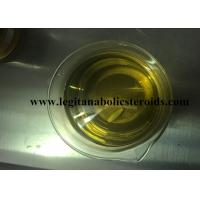 China Oral Pre-Mixed Semi-Finished Yellow Steroid Oils Anavar 20mg/ml For Fat Loss on sale