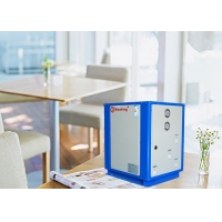 Buy cheap Meeting 19kw geothermal heat pump ground source water heater heating pump product