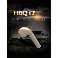 China HBQ i7 Portable Mini Wireless Single Ear Bluetooth 4.1 Headset Stereo Music Earbud for Smart Phones on sale
