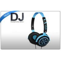 Buy cheap Computer Headphone Wired DJ Headphone with Mic and Volume Control product