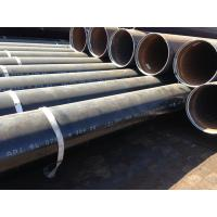 Buy cheap Beveled End X56 Welded Line Pipes product