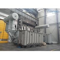 Buy cheap Earthing Oil Immersed Power Transformer 220kv 240mva Compact Structure product