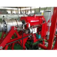 Buy cheap Full Automatic HDPE Pipe Extrusion Line With PLC Control System 75kw SIEMENS from wholesalers