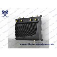 Buy cheap Circuit Protection Cell Phone Frequency Jammer , Mobile Phone Jamming Device 40 Meters Range product
