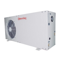 Buy cheap 2000L/H Hot Water 7KW 220 V Air Water Heat Pump Station product