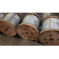 Buy cheap Galvanized Steel Core Wire for Bare ACSR Conductor from wholesalers