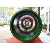 Buy cheap Water Supply K9 Di Pipe T Type Push On Joint , Polyurethane Ductile Iron Pipe product
