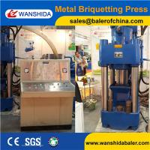 Buy cheap China Scrap Copper Briquetting Press product