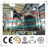 Buy cheap 120T Cement Tank Welding Rotator , Pipe Welding Rotator For Tank And Vessel from wholesalers