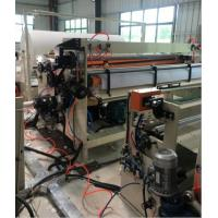 Buy cheap Non - Stop Fully Automatic Toilet Tissue Production Line In Doing Toilet And Kitchen Towel product