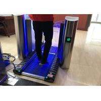 Buy cheap Arbitrary Stitching Industrial Shoe Cleaner Machine With Advanced Brush Structure product