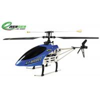 China Easy Sky Blue 3 Channel Flying Toy RC Helicopters with Gyroscope Single Blade ES-9011 on sale