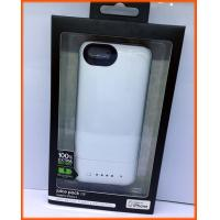 China External 2100mAh Power Battery Charger Back Case For iPhone 5 5S 5G on sale